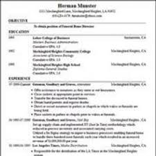 Cv Resume Builder Resume Builders Free On Free Resumes