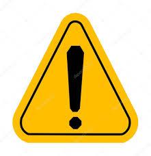 Resultado de imagen para imagen de aviso