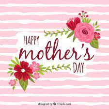 Premium Vector   Happy mother's day background