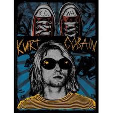 Kurt cobain seahorse