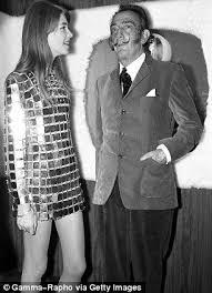 Tour de Françoise: A writer catches up with 1960s icon Françoise Hardy |  Francoise hardy, Salvador dali, Dali