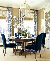 navy blue dining rooms. Navy Blue Dining Room Curtains Proper Chairs For Modern Area Rooms