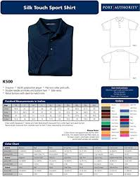 Port Authority Color Chart Port Authority Mens Big Silk Touch Polo Sport Shirt Tropical Pink Medium
