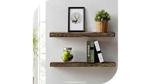 floating wood shelves min