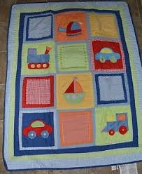 Tiddliwinks Car Helicopter Sailboat Train Transportation quilt ... & Image is loading Tiddliwinks-Car-Helicopter-Sailboat-Train-Transportation- quilt-Target- Adamdwight.com