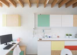 shades of wood furniture. 2 Of 5; Dentist Practise In Bruges By Declerck Daels Shades Wood Furniture