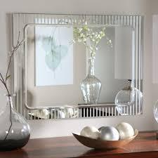 Long Horizontal Mirror Bathroom Mirror Ideas Long Horizontal Within Long  Frameless Mirror (Image 13 of