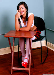Asian Schoolgirl with Small Tits Wearing Braces Image Gallery.