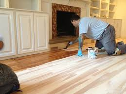 after the floors are complete we recommend a minimum of 12 24 hours before light traffic on your freshly refinished floors over the next two weeks the