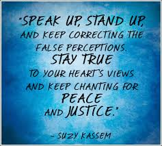 picture quotes about standing up for justice