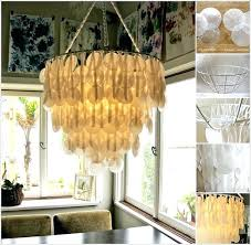 how to make paper lantern chandelier ll decoration guide ideas lights and