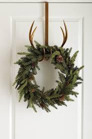 Ballard Designs Christmas Wreaths Antler Wreath Holder Lets Do Christmas Christmas