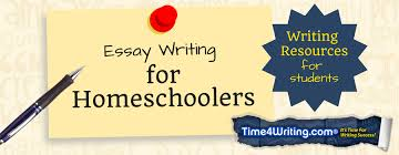 essay writing for homeschoolers timewriting essay writing for homeschoolers