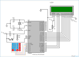 circuit diagram of 4x4 keypad wiring diagram Keypad Wiring Diagram circuit diagram of 4x4 keypad keypad interfacing with 8051 microcontroller at89s52 wiring diagram entry keypad