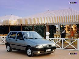FIAT UNO car technical data. Car specifications. Vehicle fuel ...