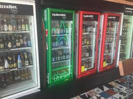Beer Vending Machine Legal Awesome BeerBox Is A Vending Machine That Opens Your Beer For You Tech News