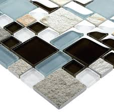 glass stone mosaic tile glass stone mosaic tile blue pattern is an elegant combination of glass glass stone mosaic tile