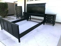 ashley furniture san diego queen bedroom set all wood home store b27