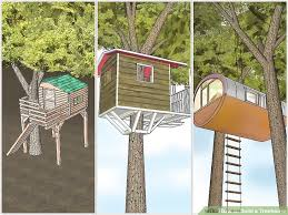 how to build a treehouse. Image Titled Build A Treehouse Step 7 How To