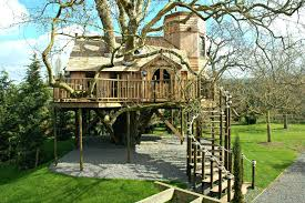 Tree House Plans You Can Live In Tree House Plans You Can Live In