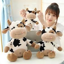 stuffed cow moo moo baby doll