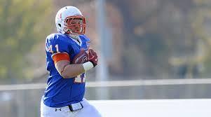 Auburn Football Depth Chart 2011 Nate Sands Football Macalester College Athletics