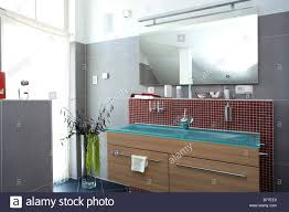Modernes Badezimmer Modern Bath Room Stock Photo 21677992 Alamy