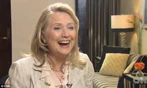 carefree hilary clinton told cnn today above that she does not believe hair