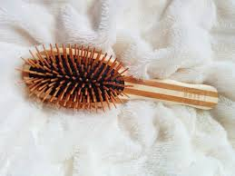 hair tip brushes with wooden bristles help keep hair healthy this is because the wooden bristles help absorb your hairs natural oils and distributes them