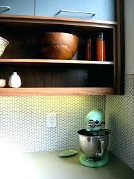 round tile backsplash penny tile round white matte s home depot kitchen penny tile penny tile