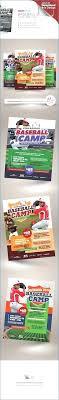 Baseball Brochure Template Baseball Flyer Template Free Uniplatz Co