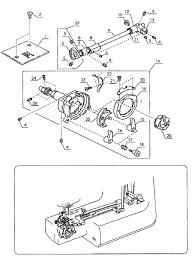 Singer sewing machine wiring diagram releaseganji