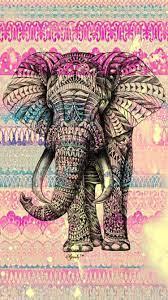 Boho Elephants Wallpapers - Wallpaper Cave