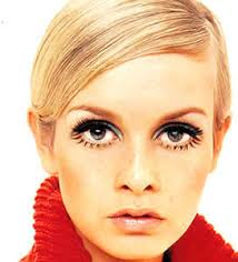 try these looks yourself using a jet black eyeliner a liquid one if possible creating a smooth line which flicks up at the sides