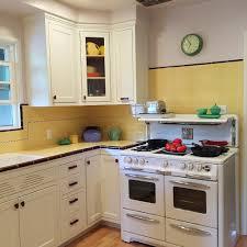Retro Kitchen 50s Retro Kitchen Cabinet Colour With White Base House