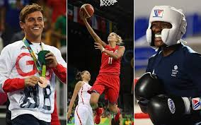 Athlete competition gay lesbian olympics sports
