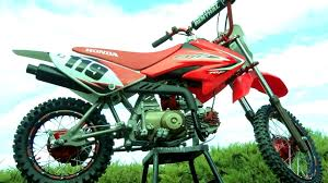 my honda crf70 pitbike build transformation youtube