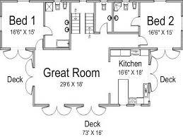 floor plan modern plans bath build backyard square about