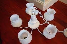 milk glass chandelier anthropologie chandeliers milk glass chandelier