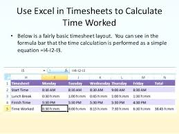 Timecard Calculation Create Time Card Formula In Excel A Timecard Ooojo Co