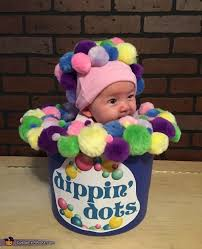 dippin dots costume