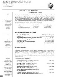 Student Teaching Resume Template Resume For Middle School Students