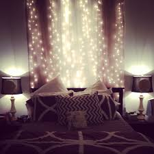 diy room lighting ideas. Fairy Lights In The BedroomThis Would Be Nice Until We Can Build · Bedroom Decorating IdeasDiy Diy Room Lighting Ideas T