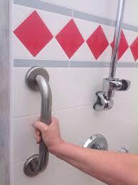 short bar vertical bathtub safety bathroom grab and support installation santa rosa east bay bars invisia
