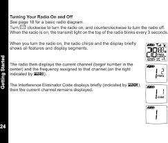 89ft4926 Portable 2 Way Radio User Manual User Guide