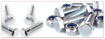 Inconel Fasteners Nut Bolts Suppliers Hex Nut Bolt