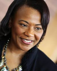 Bernice King saluted at awards luncheon ...