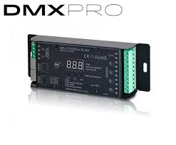 turn any led fixture into a dmx addressable light using our pro dmx receiver decoder