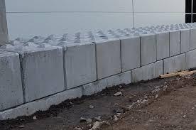 quality concrete in interlocking blocks