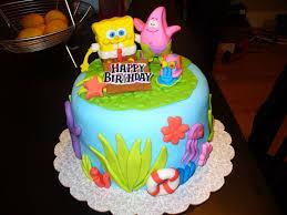 Spongebob Birthday Cakes Fomanda Gasa